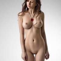 Alisa has the PERFECT young female body!