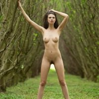 Jasmine Andreas has a perfectly shaped slender body with big beautiful breasts
