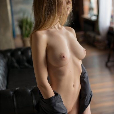 Nude perfection of Addie a blonde GODDESS girl