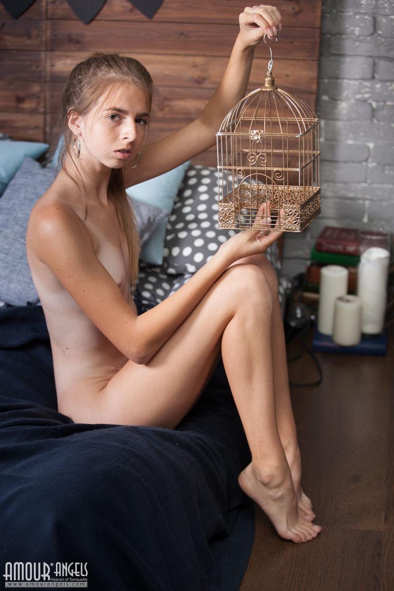 brand new naked vagina