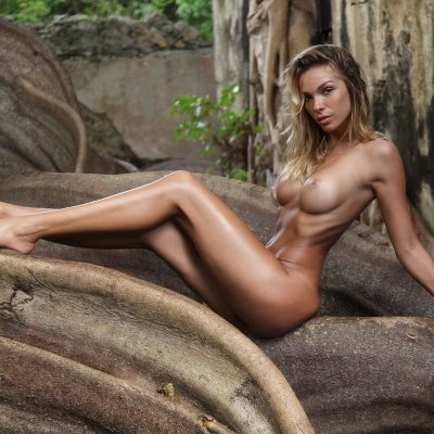 Perfect naked female